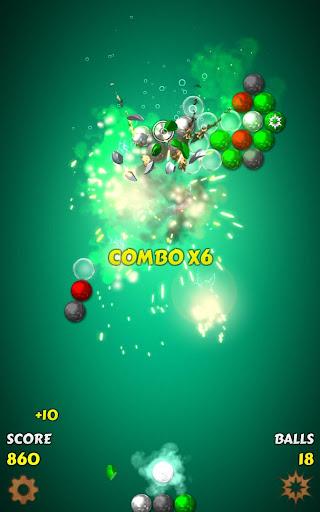 Magnet Balls 2 Free: Match-Three Physics Puzzle filehippodl screenshot 11