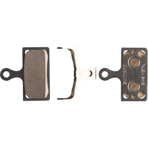 Shimano G04S Metal Disc Brake Pad and Spring