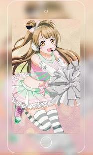Anime Wallpaper 4K: Nico Yazawa Wallpapers HD - náhled
