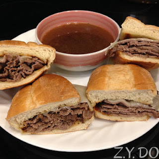 Super Easy and Yummy French Dip Sandwiches!