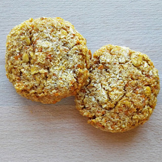 Delicious Carrot Cake Cookies (Dairy-Free and Gluten-Free).