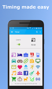 Time Management App: Moments- screenshot thumbnail