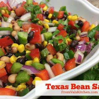 Texas Bean Salsa.
