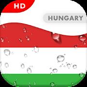 Hungary Flag 3D live wallpaper