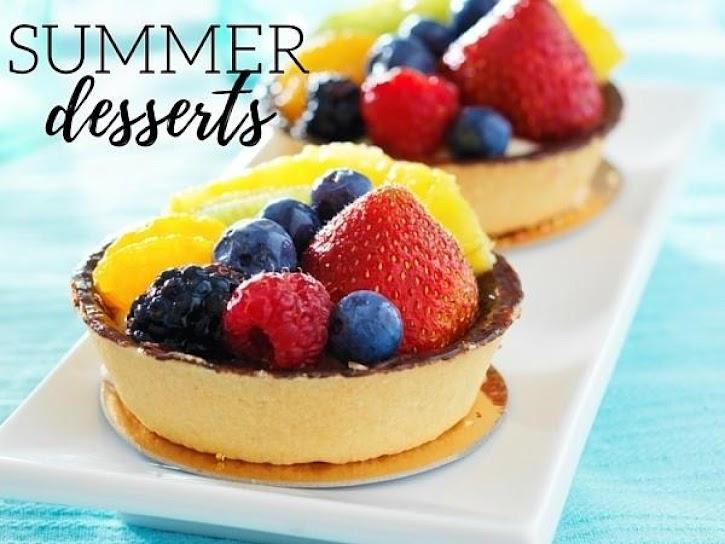 Summer Desserts!