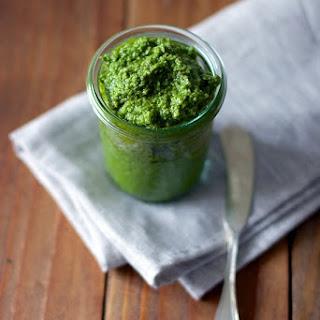 Spring Green Arugula Pesto