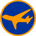 Search and compare airfares icon