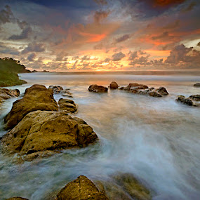 by Feri S Sastrawiguna - Landscapes Waterscapes