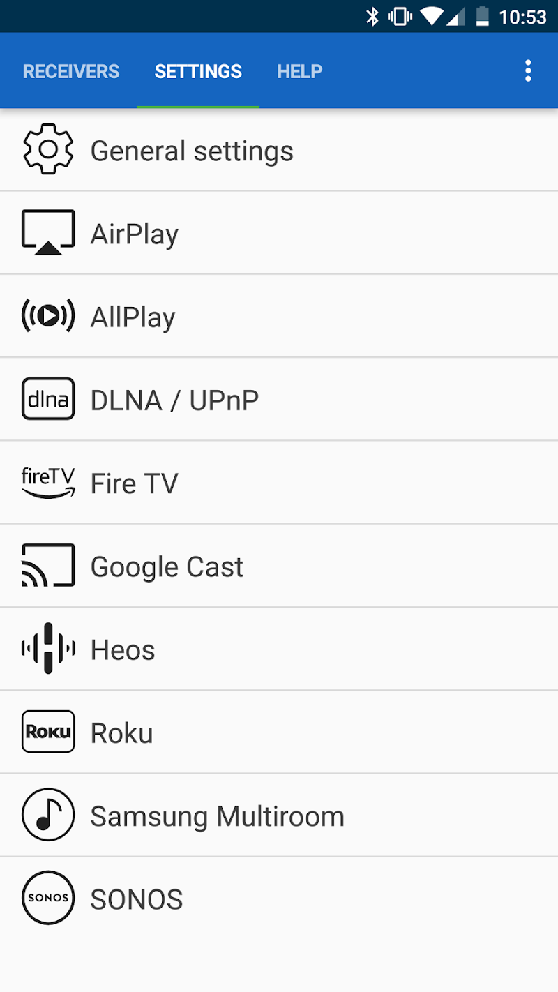 [root] AirAudio - stream your music! Screenshot 1