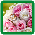 Roses Flowers Wallpaper icon