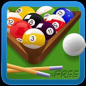 Pool Billiards Game