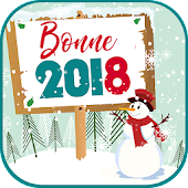 Happy New Year Greetings in French