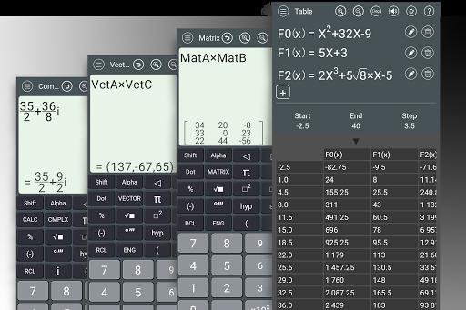 HiEdu Scientific Calculator : He-570 4.1.8 screenshots 4