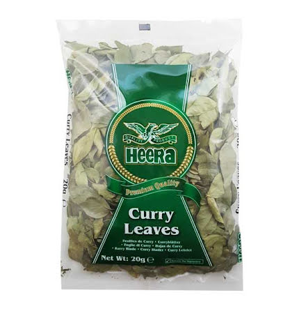 Dried Curry Leaves 20g Heera