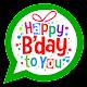 BirthDay WhatsApp Stickers Download on Windows