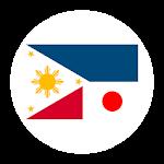 フィリピンペソ計算機:電卓・メモ帳機能つき Icon