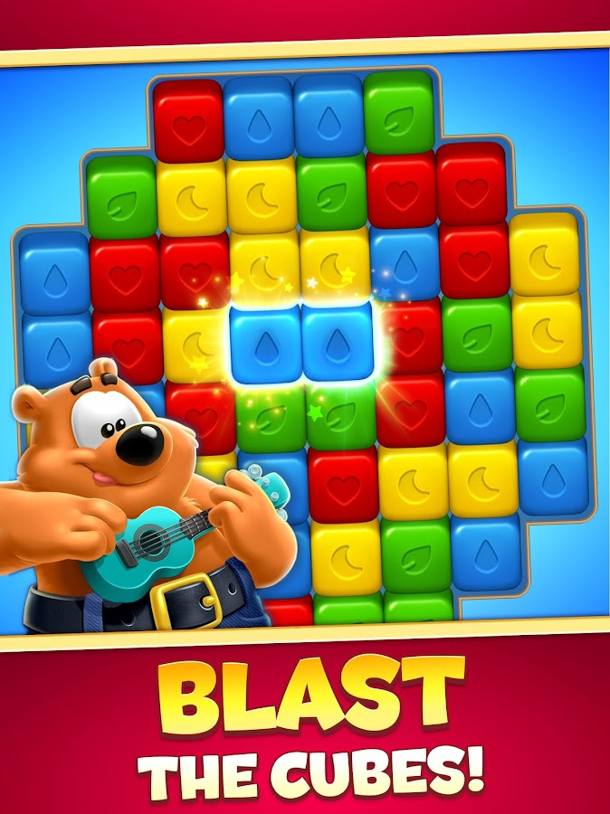 Toy Blast Google Play : Toon blast android apps on google play