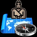 3D Thailand: Maps + GPS Icon
