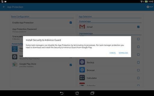 玩免費工具APP 下載Security & Antivirus Guard app不用錢 硬是要APP