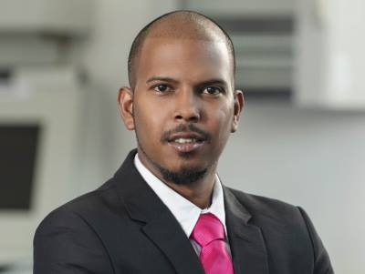 Denver Pillay, IT Account Manager, Rittal South Africa