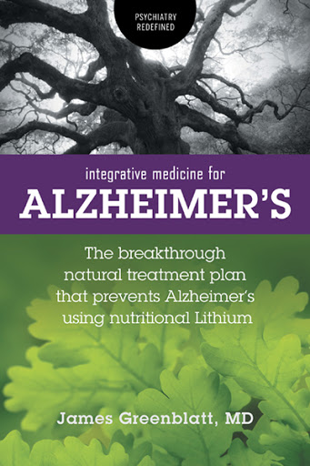 Integrative Medicine for Alzheimer's cover