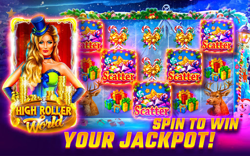 Slots WOW Slot Machinesu2122 Free Slots Casino Game apkdebit screenshots 6