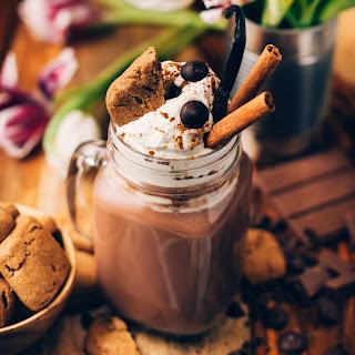 Belgian Hot Chocolate.