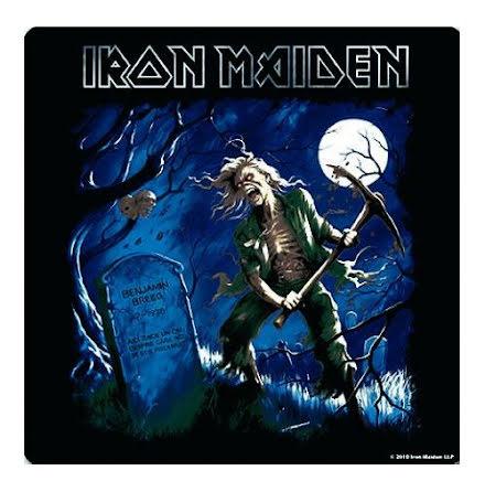 Iron Maiden - Coaster - Benjamin Breeg