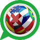 Football WAStickerApps (from all the world) for PC-Windows 7,8,10 and Mac