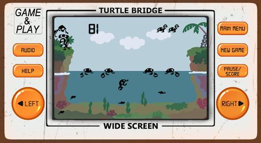 Code Triche Turtle 80s Arcade Games apk mod screenshots 2