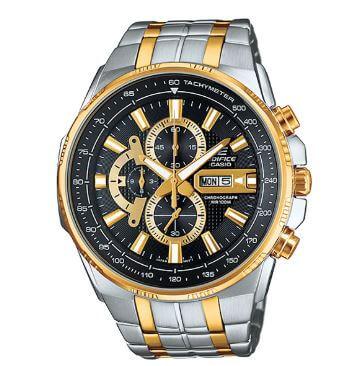 Tự tin trong thiết kế đồng hồ casio edifice efr-549sg-7a