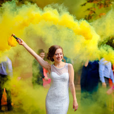 Wedding photographer Maksim Mashkov (Vaxa). Photo of 23.09.2015