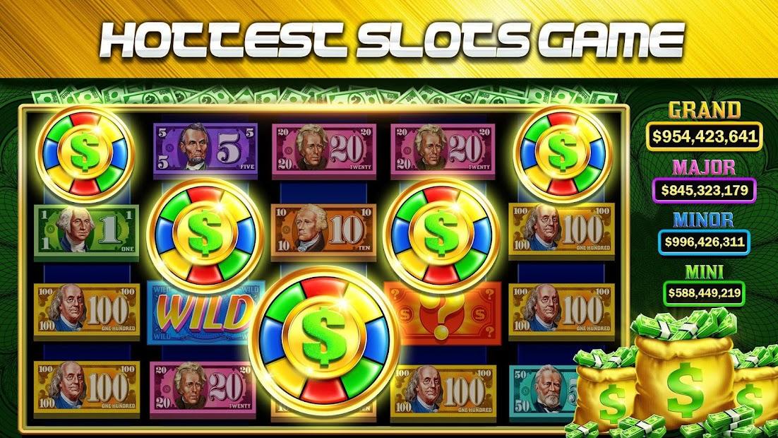 Double Win Casino Slots - Free Vegas Casino Games Android App Screenshot