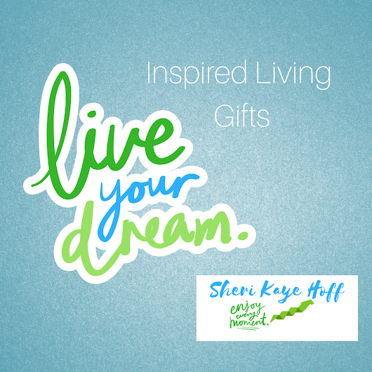 The Inspired Living Giveaway