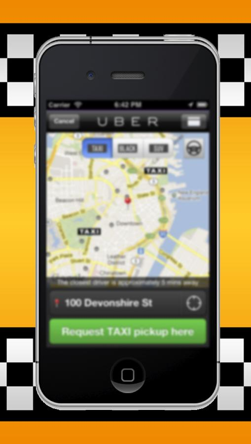Taxi Uber Driver Guide- screenshot
