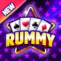 Gin Rummy Stars - Online Card Game with Friends! icon