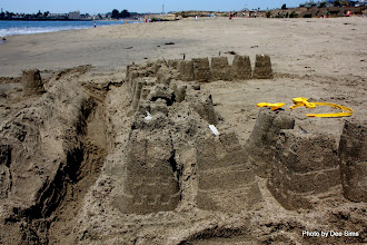 Photo: (Year 3) Day 22 -  The Sandcastle