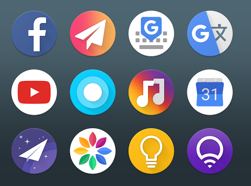 Download Pireo - Pixel/Pie Icon Pack on PC & Mac with AppKiwi APK