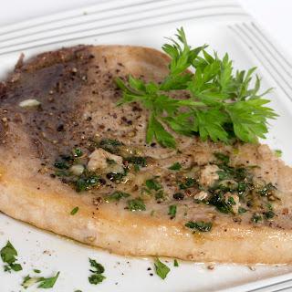 Sweet and Refreshing Pan-fried Swordfish Steak with Taste of California Seasoning