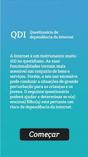 Quiz dependencia da Internet- screenshot thumbnail