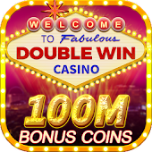 Double Win Casino Slots - Free Vegas Casino Games Icon