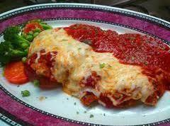 Veal Parmigiano Recipe