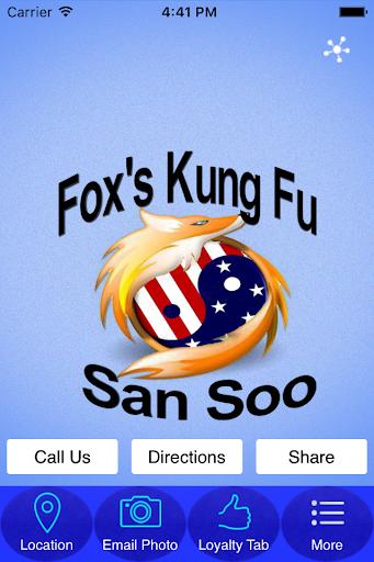 Fox's Kung Fu San Soo