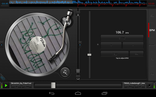 DJ Studio 5 - Free music mixer screenshot 9