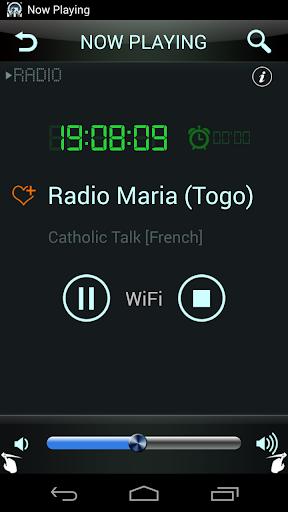 Stations de radio Togo