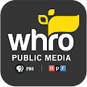 WHRO Public Media App icon
