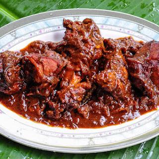 Kerala Chicken Roast Recipe | Spicy Indian Chicken Roast