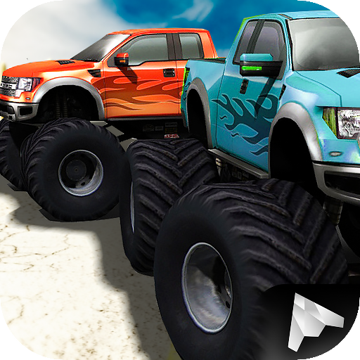 RC Monster Truck Simulation