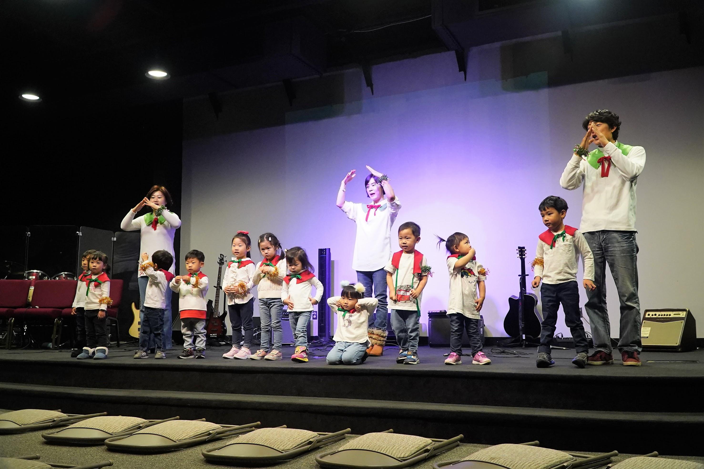 Christmas Family Worship & Celebration