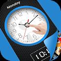 Clock Lock - Photo Vault icon